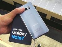 """Samsung khuyến cáo người dùng nên """"bỏ xó"""" Galaxy Note7"""