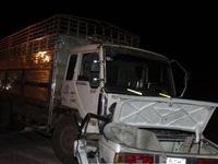 Đấu đầu xe tải trên quốc lộ 14, lái xe ô tô con tử vong tại chỗ