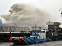 Tàn phá Đài Loan, siêu bão Meranti tiếp tục biến Trung Quốc thành sông