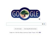 """Google đón Trung thu với """"bộ cánh"""" mới"""