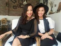 Tình bạn đặc biệt giữa Minh Hương và Lã Thanh Huyền trong phim cũng như ngoài đời