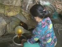 Cận cảnh xưởng mỡ bẩn nhầy nhụa, đen ngòm tại Bắc Ninh