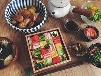 Thích thú trước nghệ thuật 'làm đẹp' cho sushi