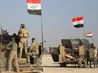 Quân đội Iraq tiến vào Mosul