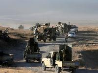 Lực lượng Iraq quét sạch IS ở miền Đông Mosul