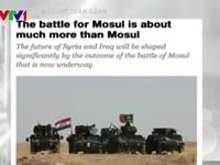Đẩy lùi IS tại Mosul - Bài toán khó cho Iraq
