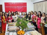 Cộng đồng người Việt tại Mozambique kỷ niệm ngày Phụ nữ Việt Nam 20/10