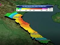 Hoàn lưu bão số 4 gây mưa nhiều cho các tỉnh Thanh Hóa đến TT-Huế