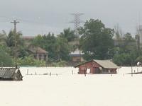 Mưa lũ tại Quảng Bình: Hơn 26.000 ngôi nhà ngập trong biển nước