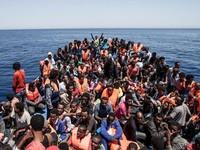 2016 là năm chết chóc nhất đối với người di cư