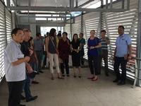 Hà Nội đẩy mạnh hoàn thiện tuyến xe bus BRT để vận hành vào tháng 12/2016
