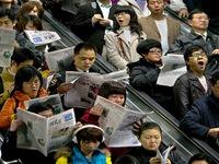 600.000 người chết mỗi năm vì làm việc kiệt sức tại Trung Quốc