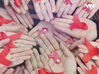 Sự nỗ lực vươn lên của những người nhiễm HIV