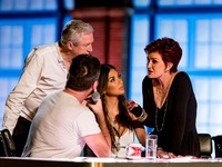 The X-Factor Anh hỗn loạn vì cựu thành viên Pussycat Dolls
