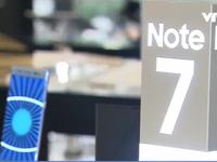 Ngừng bán Galaxy Note 7 không ảnh hưởng đến sản xuất tại Việt Nam