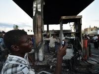 Nổ xe chở dầu tại Haiti, nhiều người thương vong