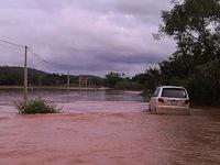 Mưa lớn gây ngập lụt ở Bá Thước, Thanh Hóa