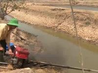 Cà Mau công bố thiên tai đối với nuôi trồng thủy sản