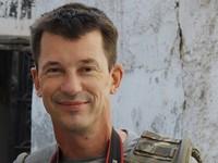 Bằng chứng về sự sống sót của nhà báo Anh bị IS bắt cóc John Cantlie