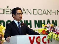 400 doanh nhân tiêu biểu tham dự Diễn đàn doanh nhân Việt Nam 2016