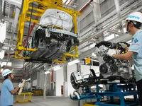 Đề xuất ưu đãi thuế cho ô tô sản xuất trong nước