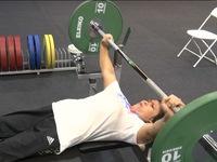 Cử tạ người khuyết tật Việt Nam tự tin chinh phục HCV Paralympic