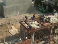 Nguy cơ vỡ quy hoạch hạ tầng giao thông vì đua nhau xây nhà trên đất tách thửa