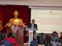 Gặp gỡ các nhà khoa học và chuyên gia Việt Nam hàng đầu tại Pháp