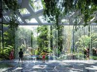 Khách sạn sở hữu cả rừng nhiệt đới và bãi biển nhân tạo đầu tiên trên thế giới