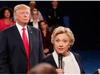 Donald Trump dọa bỏ tù bà Clinton nếu trở thành Tổng thống