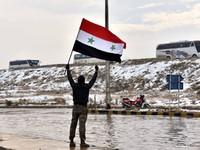 Người dân Syria ăn mừng giải phóng Aleppo