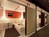 Bên trong khách sạn 'con nhộng' hạng sang ở Nhật Bản