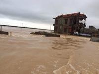 Quảng Bình tổ chức họp khẩn ứng phó với mưa lũ