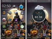 """""""Hóa trang"""" cho smartphone để đón Halloween với bộ giao diện cực độc đáo"""