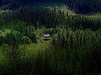 """Đẹp lạ những ngôi nhà """"cô đơn"""" nhất thế giới"""