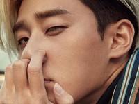 Mỹ nam Park Seo Joon cực chất với mái tóc vàng lãng tử