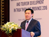 Hội nghị xúc tiến đầu tư và phát triển du lịch tỉnh Thừa Thiên Huế