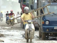 Nâng cấp Quốc lộ 3 cũ: Dân khổ vì bụi bẩn và ách tắc giao thông