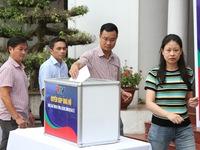 VTV ủng hộ đồng bào miền Trung bị lũ lụt
