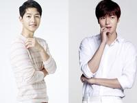 Song Joong Ki, Lee Min Ho rủ nhau đóng Train to Busan 2?