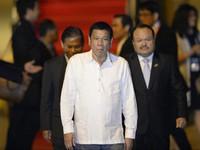 Tổng thống Philippines hối tiếc vì lời phát biểu khiếm nhã