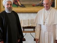 Giáo hoàng kêu gọi Iran hợp tác vì hòa bình Trung Đông