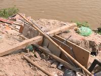 Hà Nội tập trung xử lý triệt để sạt lở ven sông Hồng
