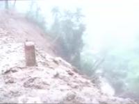 Sạt lở đất tại Lào Cai, 6 người mất tích