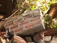Quảng Bình: Hàng chục hộ dân sống dọc triền núi nơm nớp lo sạt lở