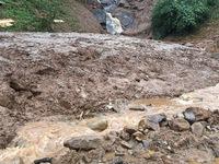 Cảnh báo lũ quét và sạt lở đất ở Bắc Trung Bộ và Tây Nguyên