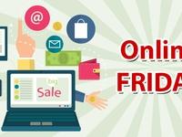 50.000 sản phẩm khuyến mãi trong Online Friday