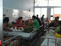 Bình Định: Gia tăng bệnh nhân sốt xuất huyết nặng