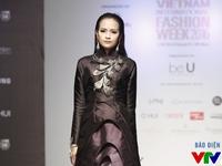 Ngọc Châu mở màn Tuần lễ thời trang quốc tế Việt Nam Thu - Đông 2016