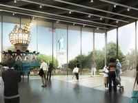 Mỹ khởi công Bảo tàng tượng Nữ thần Tự do trị giá 70 triệu USD